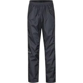 Marmot PreCip Pantalones con cremallera completa Hombre, negro